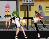 Девчачьи драки