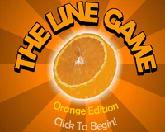 Line Game Orange