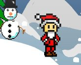 Санта и подарки