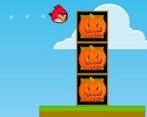 Злые птицы - Хэллоуин