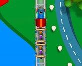 Путь паровозика