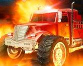 Пожарная машина 2