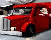 Рождественская парковка