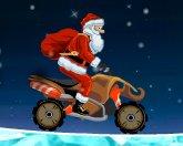 Санта гонщик 2