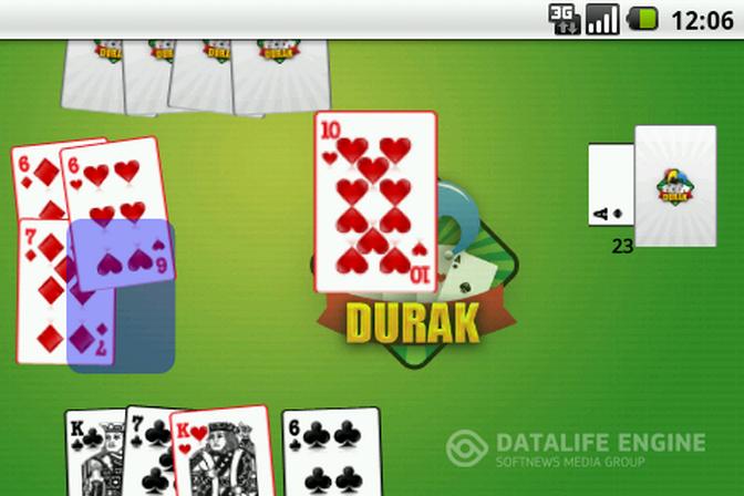 Durak - карточная игра Дурак для Android для Samsung Galaxy S3.