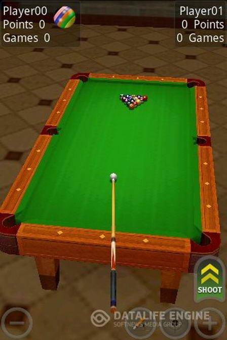 3D является сборником из нескольких 3D игр, основанных на OpenGL