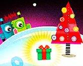 Рождество роботов