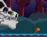 Побег от скелета