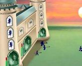Эпическая защита замка