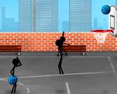 Уличный баскетбол