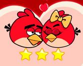 Злые птицы - день влюбленных