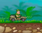 Джип в джунглях