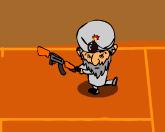Бин Ладен и Обама - теннис