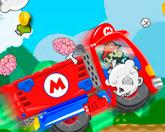 Марио и зомби