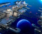 Защита космической базы