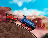 Поезд мания
