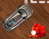 Игрушечная парковка - онлайн игра