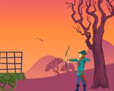 Робин Гуд против зомби