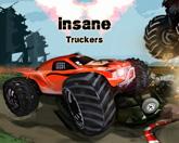 Безумный грузовик - онлайн игра
