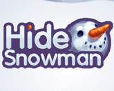 Спрячь снеговика