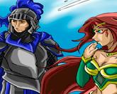 Рыцарь и ведьма
