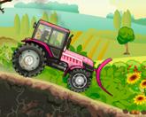 Сила трактора - приключения
