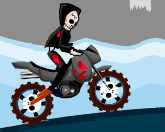 Зомби мотокросс