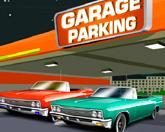 Парковка в гараже