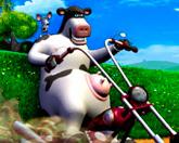 Безумная корова