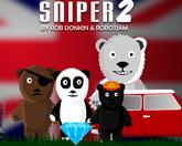 Панда снайпер 2