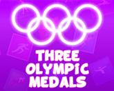 Три медали