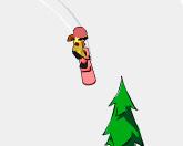 Сноуборд - онлайн игра