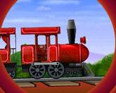 Динамит и поезд
