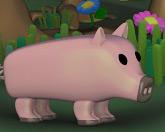 Могущественная свинка