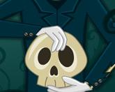 Голова на Хэллоуин