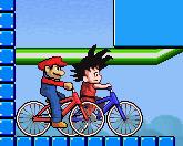Вело гонки мультов