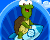 Полет черепахи