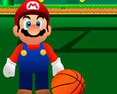 Марио баскетбол