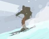Лыжный спуск 2000