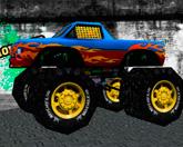 Монстер гонка 3D