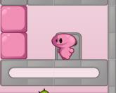 Розовый инопланетянин