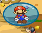 Марио в пузыре