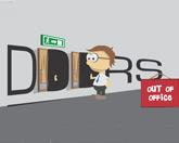 Выйти из оффиса