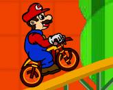 Марио и велосипед