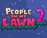 Люди на моей лужайке 2