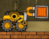 Погрузка грузовика - игра онлайн