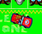 Марио парковка