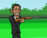 Стрельба Обамы