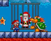 Супер Марио - Спасение Санты