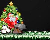 Санта снежки